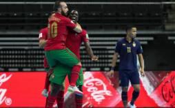 جام جهانی فوتسال 2021,تیم ملی فوتسال پرتغال
