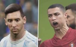 بازی PES 2022,,انتقادها از چهره بازیکنان در PES 2022