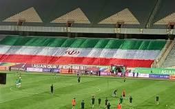 دیدار تیم ملی ایران و کره جنوبی,حضور تماشاگران در دیدار ایران و کره جنوبی