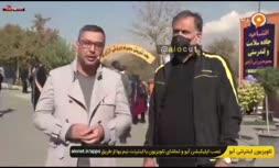 فیلم/ مددی: خوشحالم که درهای ورزشگاه آزادی پس از ۵۰ سال به روی مردم باز شد!