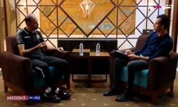 فیلم | تمجید محرم نویدکیا از پرسپولیس و کنایه به استقلال