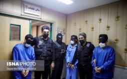 تصاویر دستگیری باند سارقان مسلح در مشهد,عکس های سارقان مسلح در مشهد,عکس های سارقان مشهد