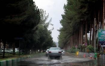 وضعیت آب و هوای کشور,هشدار سیلاب و آبگرفتگی معابر در ۹ استان کشور