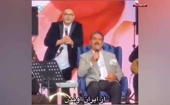 فیلم/ ابراهیم تاتلیسس: من عاشق ایرانم