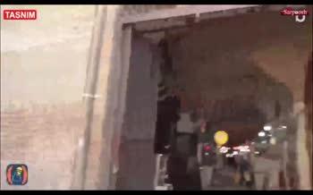 فیلم/ بناهای تاریخی میدان امام اصفهان در حال تخریب