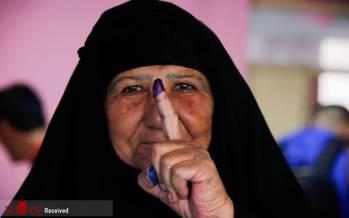 تصاویر انتخابات مجلس عراق ,عکس های انتخابات عراق,تصاویری از انتخابات عراق