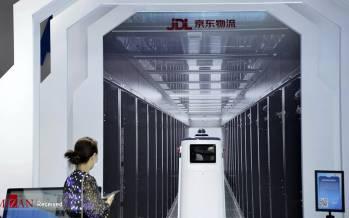 تصاویر همایش جهانی رباتیک ۲۰۲۱ در پکن,عکس های همایش جهانی رباتیک,تصاویر نمایشگاه ربات ها در چین