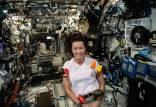 غذای فضایی,ناسا