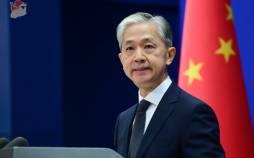 چین در واکنش به سخنان جو بایدن,درگیری چین و آمریکا