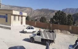 حمل جنازه یک زن با خودروی زباله در لوداب کهگیلویه و بویراحمد,حمله جنازه با خودروی زباله