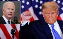 دونالد ترامپ,انتقاد ترامپ از بایدن