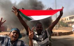 حمله نظامیان به معترضان کودتا در سودان,سودان