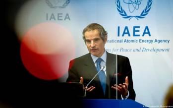 رافائل گروسی,تظارت آژانس بر ایران