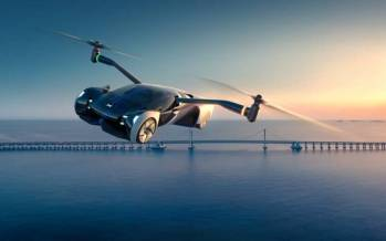 خودروی پرنده,ساخت خودروی پرنده توسط چین