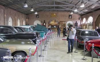 موزه, خودروهای تاریخی ایران