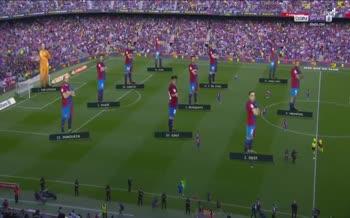 خلاصه بازی بارسلونا و رئال مادرید؛ اولین الکلاسیکو بدون لیونل مسی