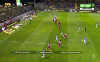 فیلم | هتریک طارمی برای باشگاه پورتو برابر توندلا در لیگ پرتغال