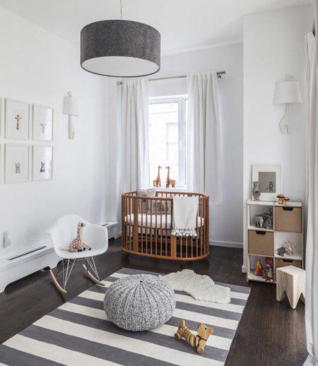 اتاق بچه,طراحی اتاق بچه,دکوراسیون اتاق نوزاد