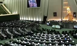 لاریجانی در مجلس درباره آیتالله هاشمی چه گفت / مرد روزهای سخت بود