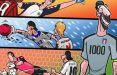کاریکاتور,عکس کاریکاتور,کاریکاتور ورزشی,کاریکاتور بوفون هزارتایی شد