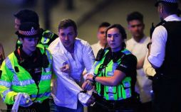 تصاویر حملات تروریستی در لندن,عکس حملات تروریستی,تصاویر حمله تروریستی لندن