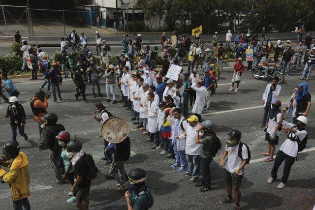 اخبار سیاسی,خبرهای سیاسی,اخبار بین الملل,تظاهرات ونزوئلا