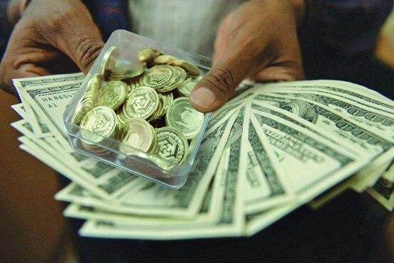 اخبار طلا و ارز,خبرهای طلا و ارز,طلا و ارز,سکه و دلار