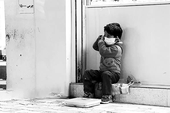 سایه سیاه کرونا بر سر کودکان کار