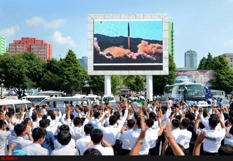 تصاویر برنامه موشکی کره شمالی,عکس برنامه موشکی کره شمالی,عکس های برنامه موشکی کره شمالی