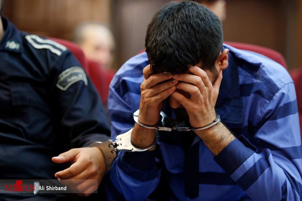 تصاویرجلسه محاکمه متهمان پرونده بنیتا,عکسهای دادگاه قاتل بنیتا,تصاویر دادگاه پرونده بنیتا,