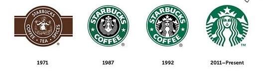 تغییرات لوگوها,اخبار جالب,خبرهای جالب,خواندنی ها و دیدنی ها