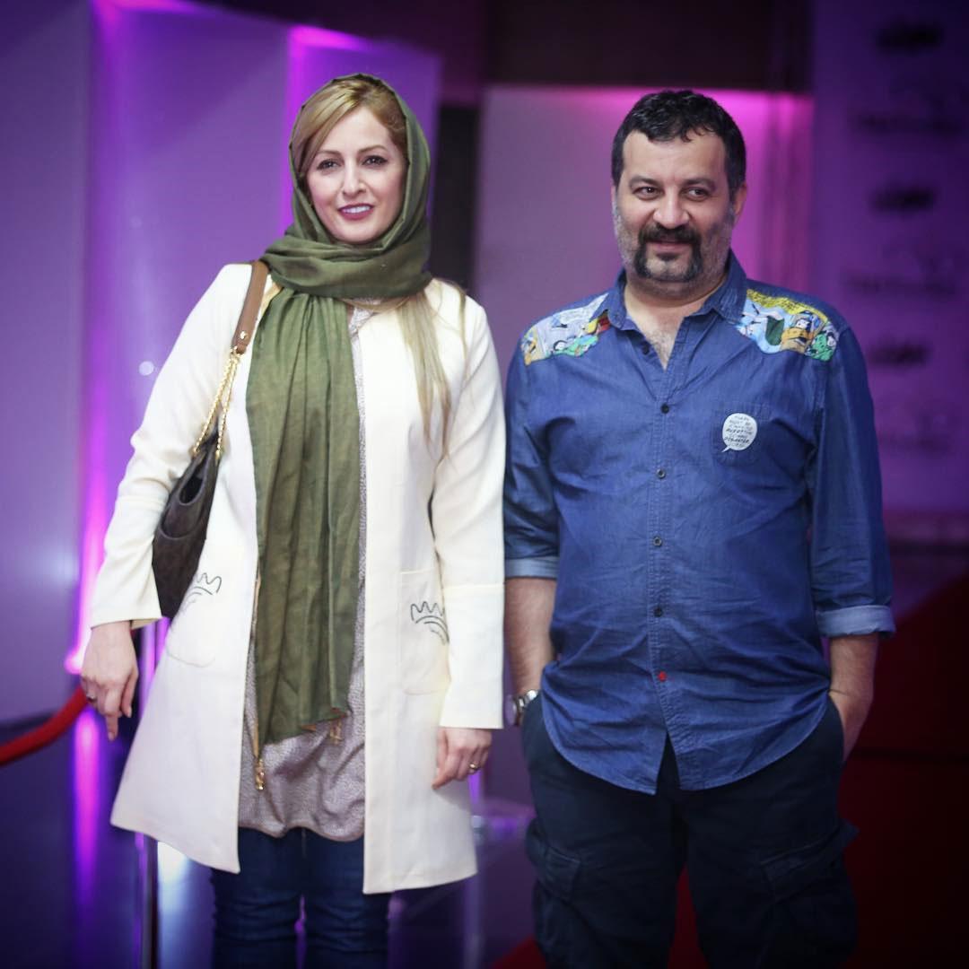 داوری مهراب قاسمخانی و شقایق دهقان در جشنواره پارسی زبانان اروپا