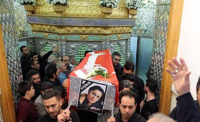 عکس های مراسم تشییع حامد هاکان,تصاویر مراسم تشییع حامد هاکان,عکس های خاکسپاری حامد هاکان