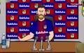 انیمیشن کری خوندن «کریس رونالدو» برای پپ، مسی و نیمار