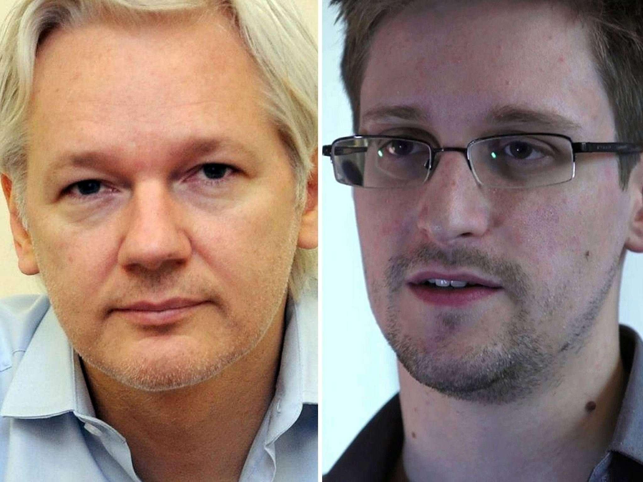 اسنودن وآسانژ,اخبار سیاسی,خبرهای سیاسی,تحلیل سیاسی