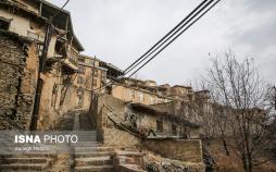 تصاوی روستای تاریخی کنگ,عکس های روستای کنگ مشهد,تصاویرروستایی پلکانی دردامنه رشته کوه بینالود