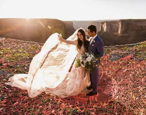 عجیبترین مراسم عروسی,اخبار جالب,خبرهای جالب,خواندنی ها و دیدنی ها