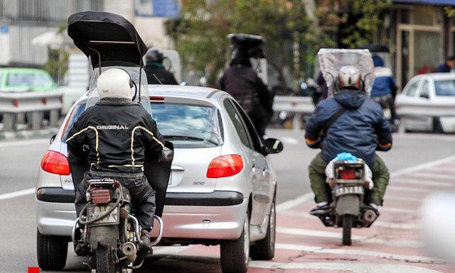 تاثیر موتورسیکلتها در آلودگی هوا,اخبار اجتماعی,خبرهای اجتماعی,محیط زیست