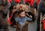 رقص خرسها در رومانی,اخبار جالب,خبرهای جالب,خواندنی ها و دیدنی ها
