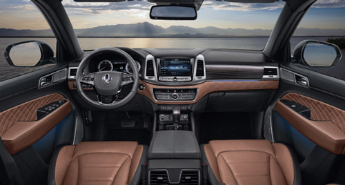 خودرو رکستون جی 4,اخبار خودرو,خبرهای خودرو,مقایسه خودرو