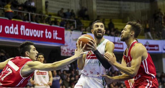 بازی تیم بسکتبال مهرام وشهرداری تبریز,اخبار ورزشی,خبرهای ورزشی,والیبال و بسکتبال