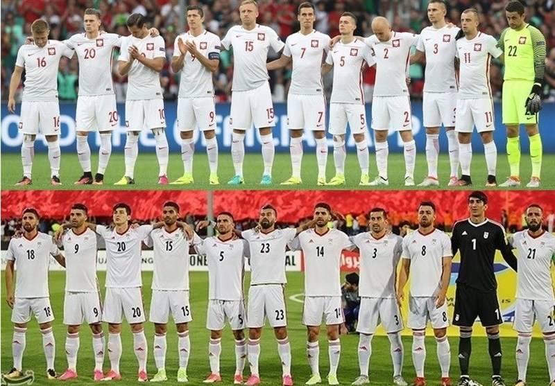 تیم ملی فوتبال ایران و لهستان,اخبار فوتبال,خبرهای فوتبال,فوتبال ملی