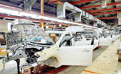 تولید خودروهای داخلی,اخبار خودرو,خبرهای خودرو,بازار خودرو