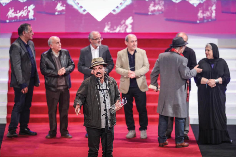 اختتامیه جشنواره فیلم فجر,اخبار هنرمندان,خبرهای هنرمندان,جشنواره