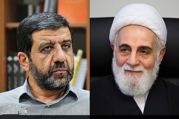 عزت الله ضرغامی و ناطق نوری,اخبار سیاسی,خبرهای سیاسی,اخبار سیاسی ایران