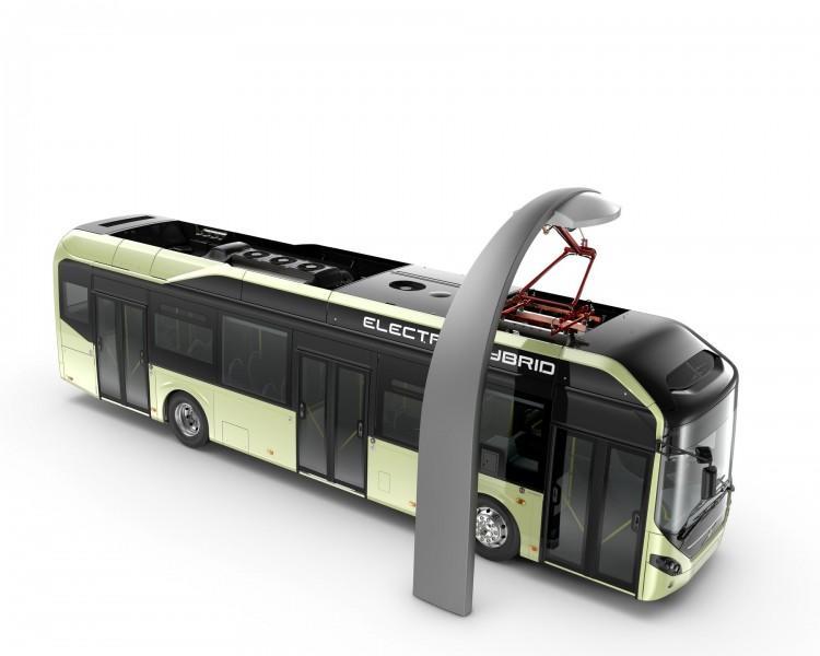 اتوبوس الکتریکی 7900ولوو,اخبار خودرو,خبرهای خودرو,مقایسه خودرو