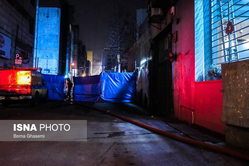 عکس ساختمان برق حرارتی وزارت نیرو,تصاویرساختمان برق حرارتی وزارت نیرو,عکس اطفای حریق ساختمان برق حرارتی وزارت نیرو