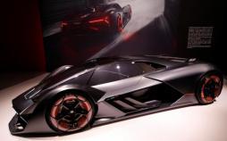 تصاویر نمایشگاه خودرو ژنو,عکس های نمایشگاه خودرو ژنو,تصاویری از نمایشگاه خودرو ژنو