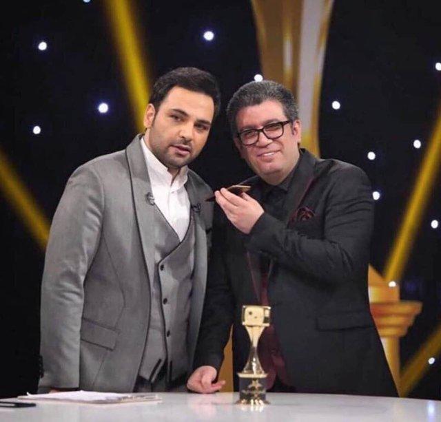 رضا رشیدپور و احسان علیخانی,اخبار صدا وسیما,خبرهای صدا وسیما,رادیو و تلویزیون