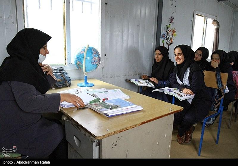 تصاویر مدارس کانکسی در همدان,عکس های مدارس کانکسی,عکسهای مدارس کانکسی همدان